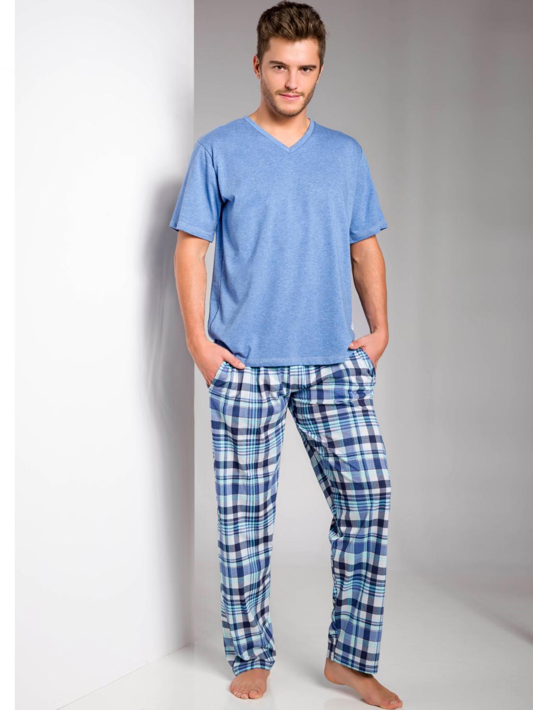 Adam 1073 - pánské pyžamo Taro    noční prádlo    pánské noční ... e1976e5c60