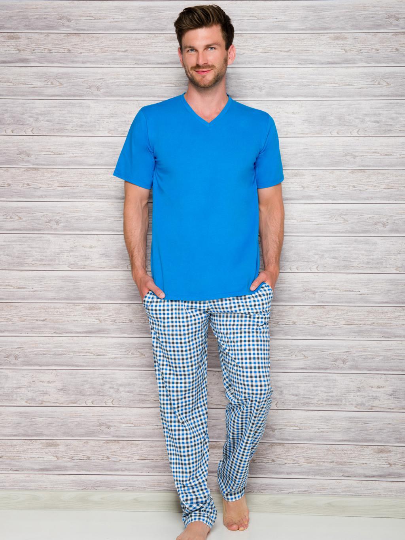 Adam 2131 - pánské pyžamo Taro    noční prádlo    pánské noční ... 9e8862efef